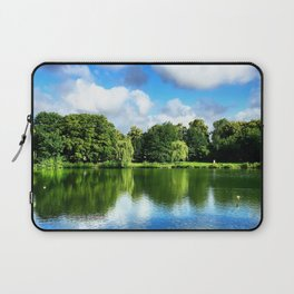 Clear & Blurry  Laptop Sleeve