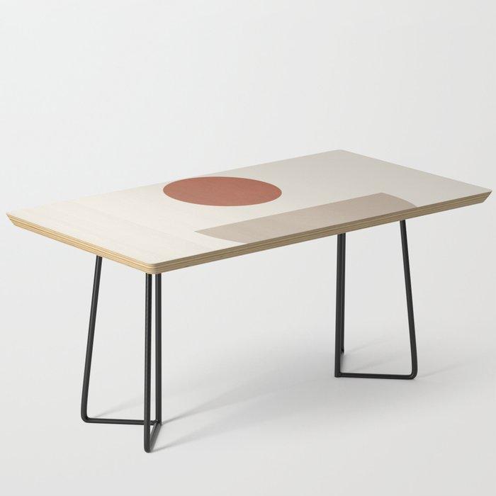 Geometric Modern Art 30 Coffee Table