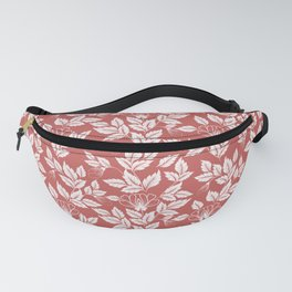 Leaves Pattern 9 Fanny Pack
