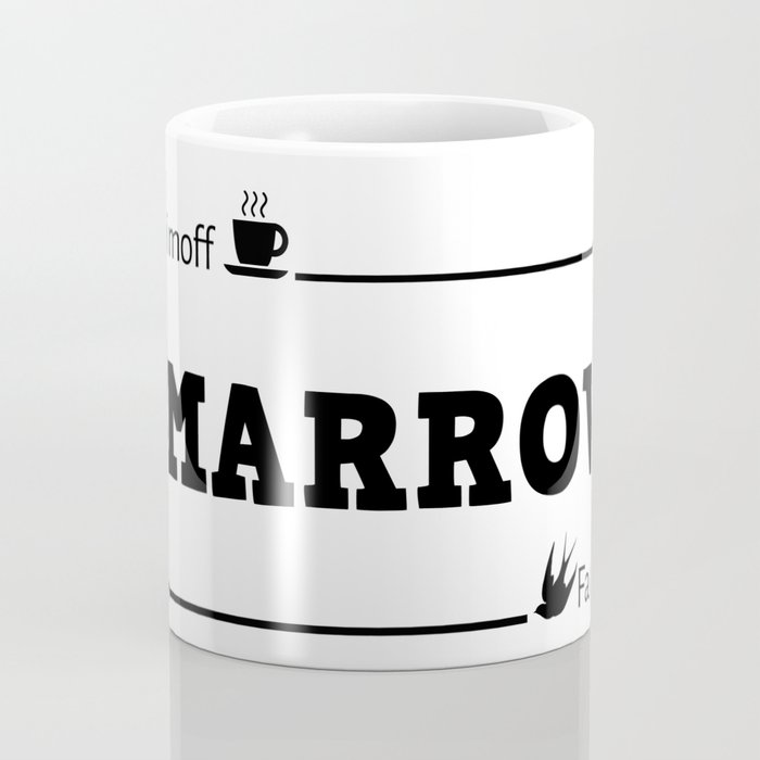 Marrow Coffee Mug