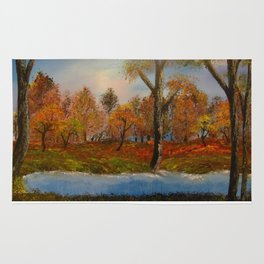 Autumnal Augur Rug