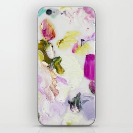 Back to Joy (Abstract Painting) iPhone Skin