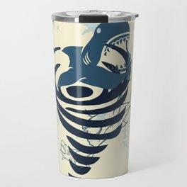 Sharknado Travel Mug