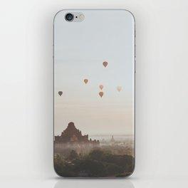 Bagan V iPhone Skin