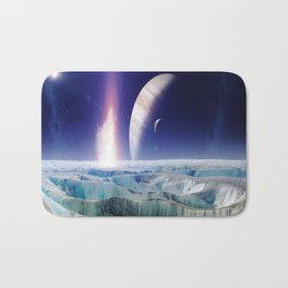 gAlaxY PLANET : Out of This World Bath Mat