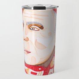Abstract Pablo Picasso Travel Mug