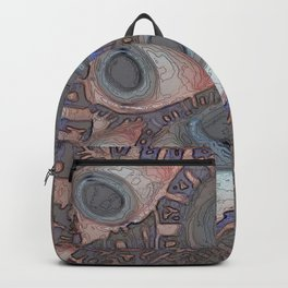 Eyball Topo Backpack