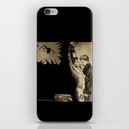 Angel mine iPhone Skin