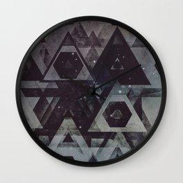 tyx tryy Wall Clock