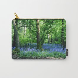 The Bluebell Dell Carry-All Pouch