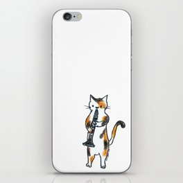 Meowtet: Clar iPhone Skin