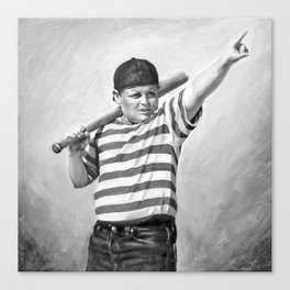 The Great Hambino Canvas Print