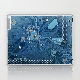 Electronic circuit board Laptop & iPad Skin
