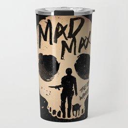 Mad Max the road warrior art Travel Mug