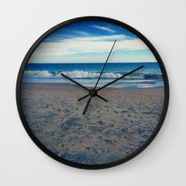 Local Summer Wall Clock