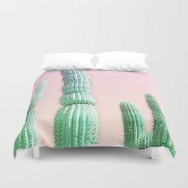 Cactus Pop Duvet Cover