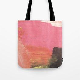 White Cloud Tote Bag