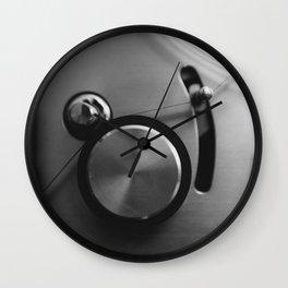 Reel Analog Wall Clock