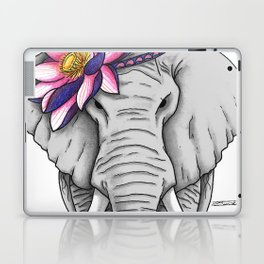 Steph's Elephant Laptop & iPad Skin