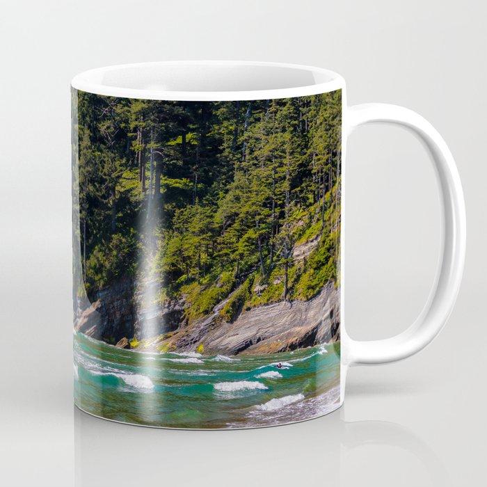 Oswald Beach, Oregon Coffee Mug