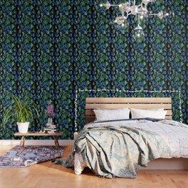 180726 Abstract Leaves Botanical Dark Mode 15 Wallpaper