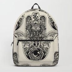 Hamsa Hand Elephant Backpacks