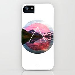 Wanderlust Lake iPhone Case