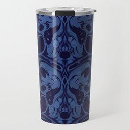 Creepy Marble Travel Mug