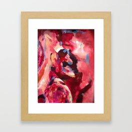 Sleeper I Framed Art Print