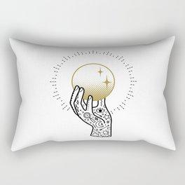 Seek Rectangular Pillow