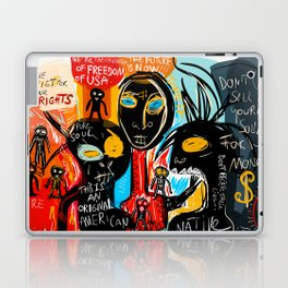 We're the children of freedom Laptop & iPad Skin