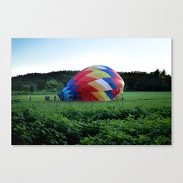 Where the Wind Takes You Canvas Print