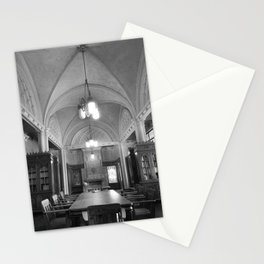 Library 1 Stationery Cards