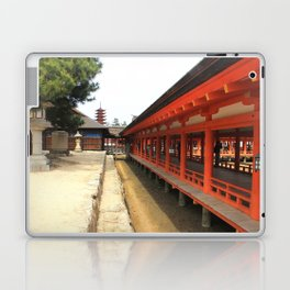 Shrines and Pagodas Laptop & iPad Skin