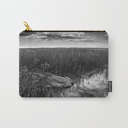 Wood In The Marsh Carry-All Pouch