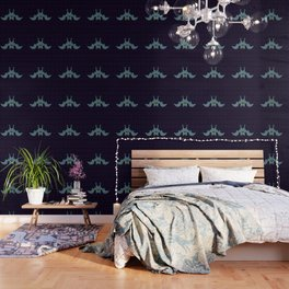 Hanging Til' Halloween - Bat Only Wallpaper