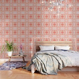 FESTIVAL SUMMER - WILD AND FREE - BLOOMING DAHLIA Wallpaper