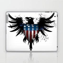 Grunge Eagle Laptop & iPad Skin