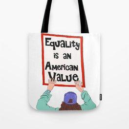 American Values Tote Bag