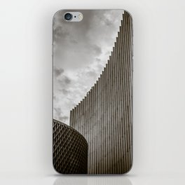 Texturized Brutalism iPhone Skin