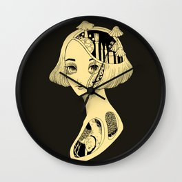Anatomy of me  Wall Clock