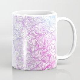 Funky Swirl Pattern Coffee Mug