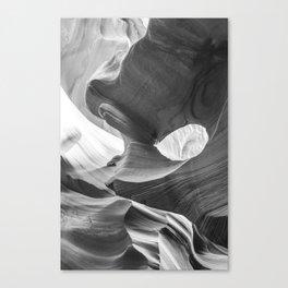 ANTELOPE CANYON XVIII / Arizona Canvas Print