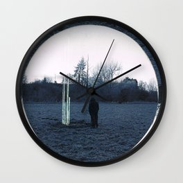 SFT lines Wall Clock