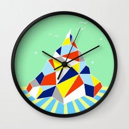 9am Wall Clock