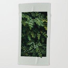 Growth Beach Towel