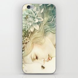 Teresa iPhone Skin