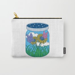 Little jar of happiness Carry-All Pouch