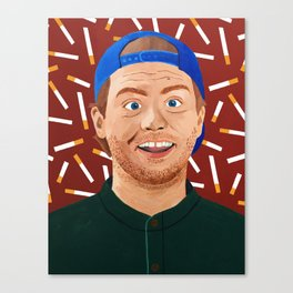 salad dayz Canvas Print
