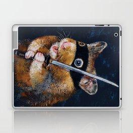 Ninja Hamster Laptop & iPad Skin